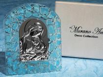 Murano Art Deco Collection Arch Glass Icon