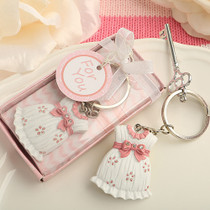 Cute-as-can-be Key Chain Favour