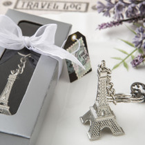 Eiffel tower metal key chains from soleFavours
