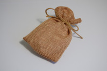 Pack of 5 Jute Bag With String