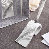 Bling Heart Design Pen Set