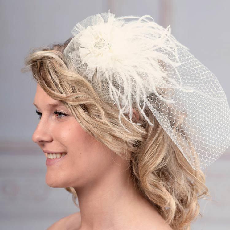 Hair Accessories & Veils