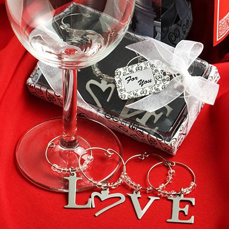 Wine Charm Favours