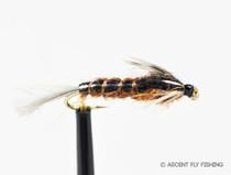Isonychia (Slate Drake) Nymph
