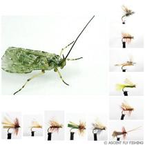 Dry Caddisfly Selection