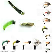 Wet Caddisfly Selection