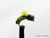 Olive Z-Wing Caddis