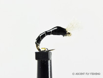3D Epoxy Black Fly Larva