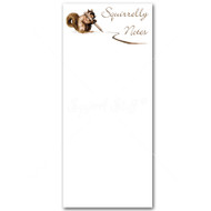 Squirrelly Notes Notepad