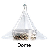 Dome for Bird Feeder
