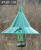 Emerald Green Squirrel-Away Baffle