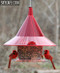Ruby Red SkyCafe Bird Feeder