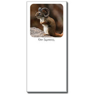 Ram Squirrel Notepad