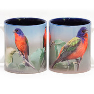 Painted Buntings Mug