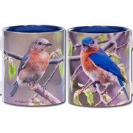 Bluebird Mug Male Female
