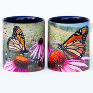Monarch on Glade Mug | Butterfly Mug