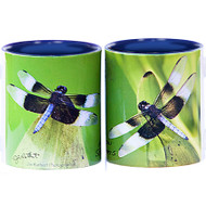 Dragonfly Mug by Jim Rathert