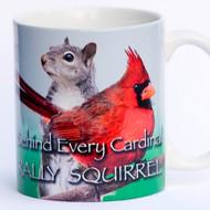 2011 Rally Squirrel: Jim Rathert Mug