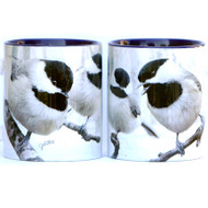 Winter Chickadee Mug