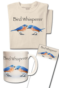 Bird Whisperer Gift Set