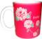 Think Outside Clover Flower Mug | 11 oz. ceramic