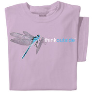 ThinkOutside Dragonfly Ladies T-shirt