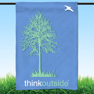 ThinkOutside Tree Garden Flag