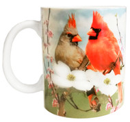 Spring Cardinals Mug