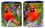 Summer Cardinal Mug