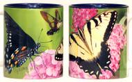 Swallowtail Butterflies Mug
