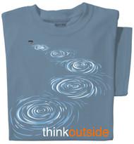 ThinkOutside Stone Skip T-shirt Size Chart