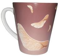 ThinkOutside Helicopter Seeds Latte Mug | 12 oz. ceramic