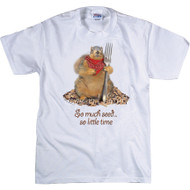 So Much Seed, So Little Time T-shirt