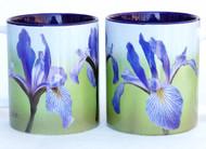 Southern Blue Flag Iris Mug | Ceramic 11 oz. | Jim Rather Photography