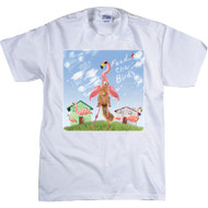 Feed the Flamingo T-shirt