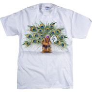 Feed the Peacock T-shirt