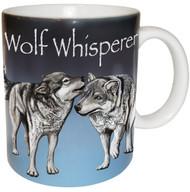 Wolf Whisperer Mug | Funny Wolf Coffee Mug