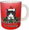 Santa Paws is Watching Ceramic Coffee Mug