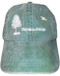 ThinkOutside Tree Hat | Green High Quality Embroidered Cotton Cap | Front