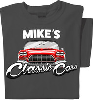 Classic Cars | Personalized T-shirt