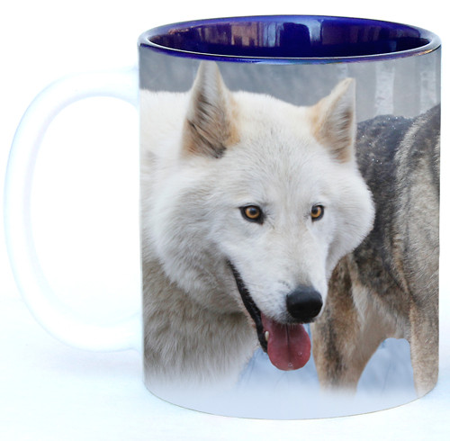 Winter Wolves Mug | Wolf Mug