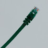 Ethernet Network Patch Cord Cat5e Booted Green