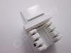 Cat3 RJ11 Keystone Telephone Jack (1 Pack)