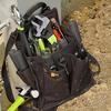 20 Pocket Bag  Tool Caddy by Greenlee