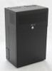 6U + 4U Vertical MiniRaQ Secure - Compact with Vented Bottom by Black Hawk Labs