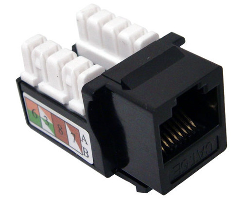 Cat5e RJ45 Keystone Computer Jacks