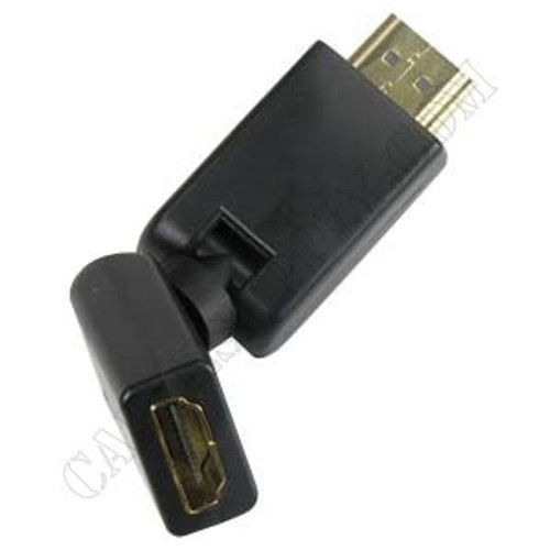 HDMI Male to Female Swivel Adapter