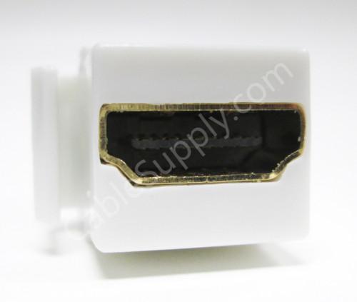 HDMI Keystone Coupler Jack
