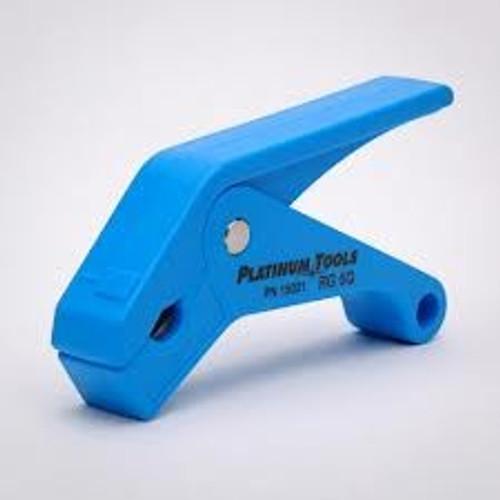 Platinum Tools SealSmart Coax Stripper for RG6 Quad
