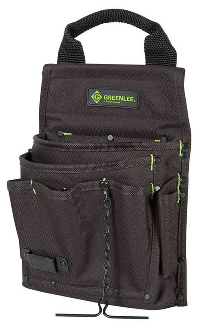 7 Pocket Caddy by Greenlee